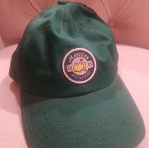 Other - 2005 Masters Major Augusta National Golf Club HAT
